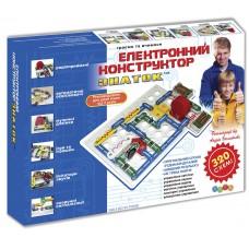 "Электронный конструктор ""Знаток"" Школа Kiddisvit, 320 схем проектов арт. REW-K002"
