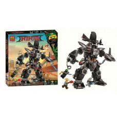 Конструктор-трансформирующийся для мальчиков  Ninjago Bela Робот Гармадона 775 деталей арт. 10719 43429-06 lvt-10719