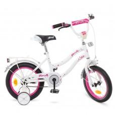 *Велосипед детский Profi (14 дюймов) РОЗОВЫЙ арт. Y1494