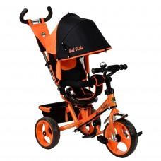 Велосипед детский 3-х колёсный (поворотное сиденье, колеса пена), ТМ Best Trike, оранжевый цвет арт. 5700 - 4780