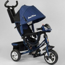 Велосипед 3-х колёсный Best Trike с фарой арт. 6588-27-136 (колеса пена)