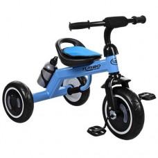 """Детский велосипед """"Гномик"""" трехколесный Turbotrike (голубой) арт. 3648M1"""