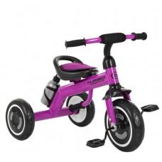 """Детский велосипед """"Гномик"""" трехколесный Turbotrike (фиолетовый) арт. 3648M2"""