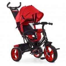 Детский Трехколесный Велосипед, съемная родительская ручка, руль 59-64 см, колеса EVA TurboTrike арт. 3113-3L*