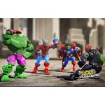 Разборные фигурки супергероев - Mashers