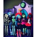 Куклы Сан- Диего Комик Кон SDCC Мonster high