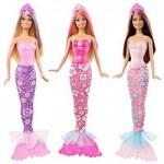 Куклы барби - феи, русалки
