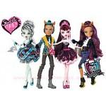 Куклы Монстер Хай Милые 1600 - Monster High Sweet1600