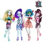 Куклы Монстер Хай Побережье Черепа - Monster High Skull Shores