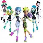 Куклы Монстер Хай Роллеры - Monster High Roller Maze