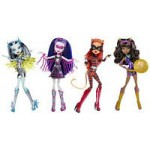 Куклы Монстер Хай Супергерои - Monster High Power Ghouls