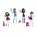 Куклы Монстер Хай Арт Класс - Monster High Art Class