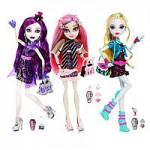 Куклы Монстер Хай Ночь Монстров - Monster High Ghouls Night Out