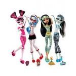 Куклы Монстер Хай Смертельно Уставшие - Monster High Dead Tired