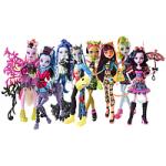 Куклы Монстер Хай Слияние Монстров - Monster High Freaky Fusion