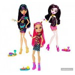 Куклы Монстер Хай Крипатерия - Monster High Creepateria