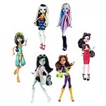 Куклы Монстер Хай Я Люблю Моду! - Monster High I Love Fashion!