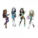 Куклы Монстер Хай Базовые 2 - Monster High Basic 2 Schools Out