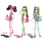 Куклы Монстер Хай на пляже - Swim Dolls