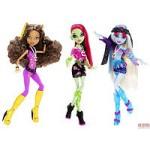 Куклы Монстер Хай Муз.Фестиваль - Monster High Music Festival