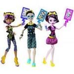 Куклы Монстер Хай Спасти Френки - Monster High Freaky Fusion:Save Frankie