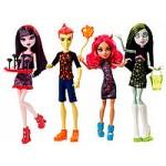 Monster High Ghoul Fair ярмарка оборотней