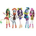 Куклы Монстер хай Каникулы Monster High Ghouls' Getaway