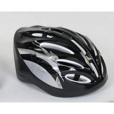 Детский защитный шлем ЧЕРНЫЙ арт. 31980 59524-06 lvt-3198black