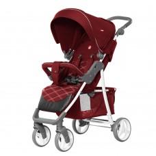 *Детская прогулочная коляска (+корзина, подстаканник, чехол, дождевик), ТМ Carrello, цвет Red арт. 8502