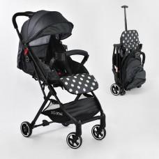 """Детская прогулочная компактная коляска (подстаканник, чехол, корзина) (тип """"Yoya"""") ТМ Joy, ГОРОХ арт. 540"""