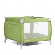 *Детский игровой манеж с аксессуарами от Carello Grande, Sunny Green, размер 23х23х90 см арт. 9204
