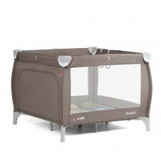 *Детский игровой манеж с аксессуарами от Carello Grande, Chocolate Brown, размер 23х23х90 см арт. 9204