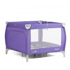 *Детский игровой манеж с аксессуарами от Carello Grande, Spring Purple, размер 23х23х90 см арт. 9204