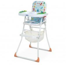 Детский Стульчик для кормления Bambi, съемная столешница, музыкальная панель, 48х65х93 см, арт. 0405-4*