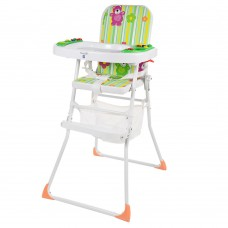 *Детский стульчик для кормления Bambi с музыкальной панелью, размер стульчика 48-65-103 см арт. 0405-1