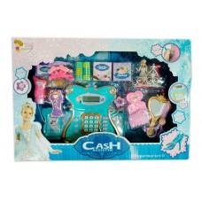 Детский кассовый аппарат Frozen с аксессуарами и со световыми и звуковыми эффектами арт. 35566