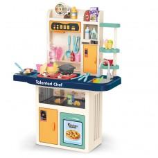 Детская игрушечная Кухня с циркуляцией воды Kitchen Chef, с парогенератором, звуковыми и световыми эффектами