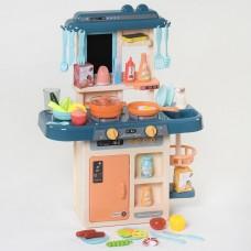Кухня детская с циркуляцией воды и паром FUN GAME (СИНЯЯ) арт. 7426 51472-06 lvt-7426blue