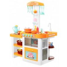 Детская кухня с циркуляцией воды Home Kitchen со световыми и звук эффектами, 55 предметов арт. 889-63-64