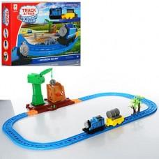 """Игровой набор Железная дорога с паровозиком """"Томас"""", размер упаковки 45-29,5-9 см арт. 660-46"""