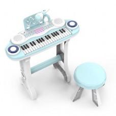 Синтезатор (пианино) детский со стульчиком арт. 860F