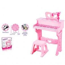 Пианино (ситезатор) детское со стульчиком арт. 6626