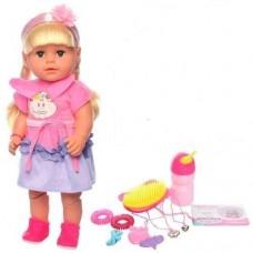 """Кукла """"Sister"""" (аналог Baby Born Старшая Сестра) арт. 007 B"""