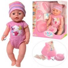 Детская кукла-пупс многофункциональная (8 функций) Baby Born, высота 43 см арт. 023L