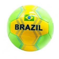 Яркий футбольный мяч для новичков и профессиональных спортсменов, размер №5 БРАЗИЛИЯ арт. 779-001 43900-06 lvt-779-001Brazil