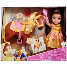 Кукла Disney Бель с конем
