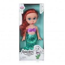 Коллекционная Игровая Кукла для девочек Русалочка Ариэль Дисней, 30 см, винил - Ariel Doll, Disney Animators