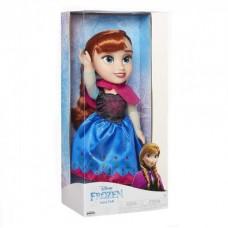 Игровая Кукла для девочек Принцесса Анна Холодное Сердце в волшебном наряде 38 см - Anna Frozen Disney Princess