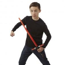 Электронный раскладной световой меч Кайло Рэн - Kylo Ren , Star Wars
