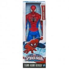 Игровая Большая фигурка Человек-Паук, высота 30 см Титаны Марвел - Marvel Ultimate Spider-Man Titan Hero Series